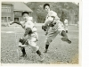 Dan on right for Little League White Sox in 1952 at MPMA Chicago Ill