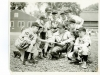 Dan third from left Phil third from right 1952 little league Morgan Park