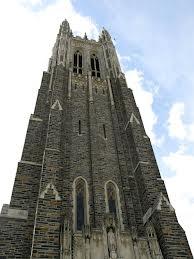 Duke Chapel 1958