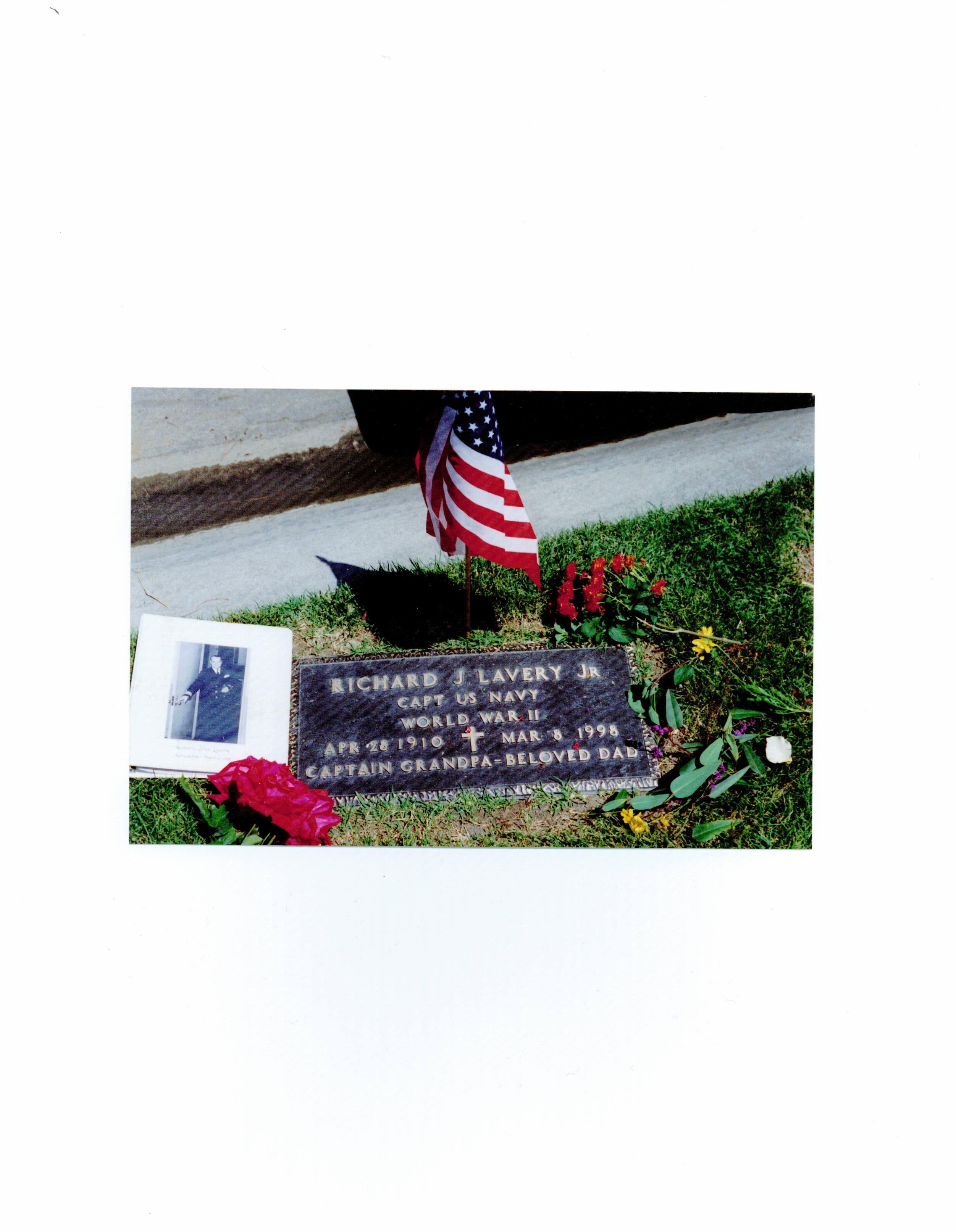 Dad's Memorial 4 28 09