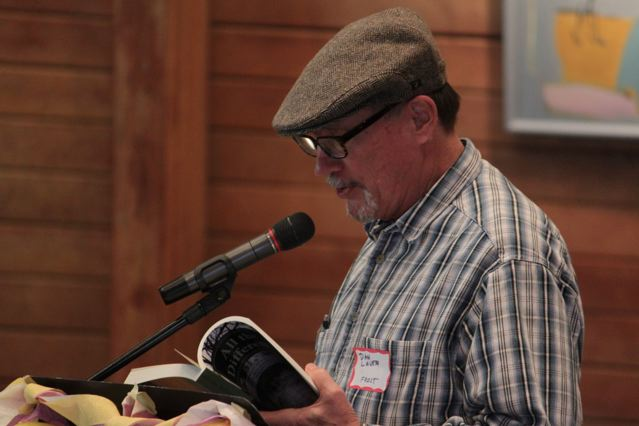 Dan Reading poem at Onion Fall Poetry Festival 11102013