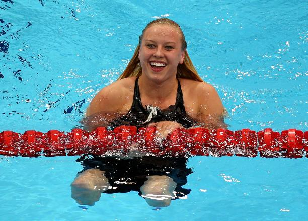 Jessica Long paralympic Champion