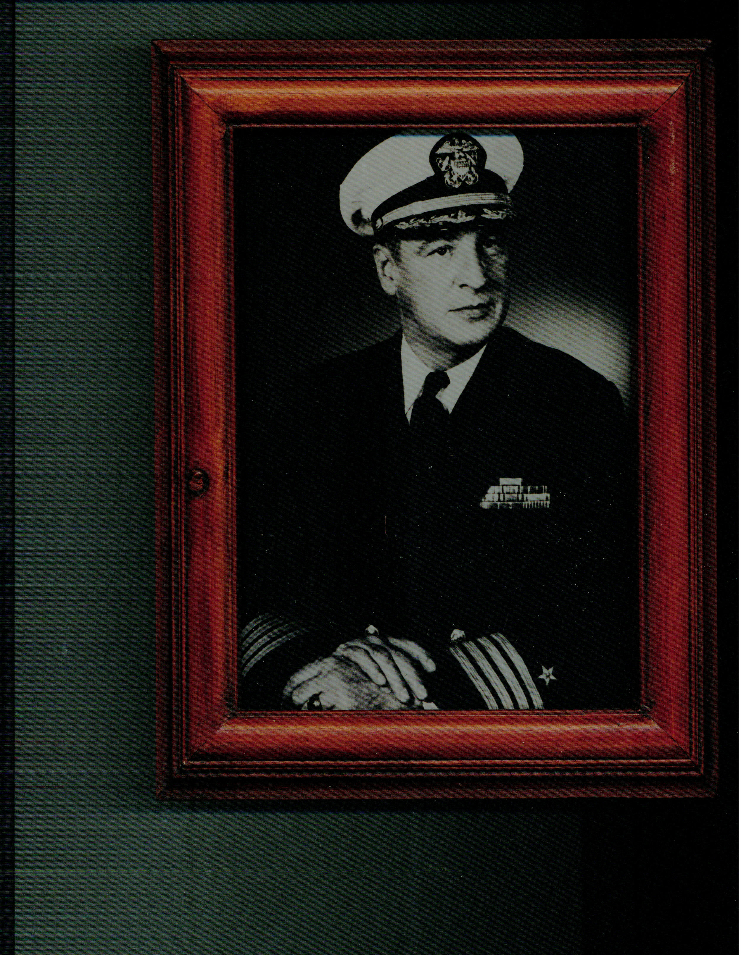 Captain Richard J. Lavery, Jr. USN