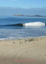 Halfmoon Bay surfer