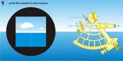 Vietnam sextant for sun line