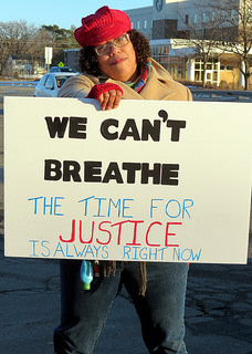 police misconduct we can't Breathe poster 121014