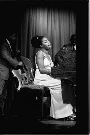 Simone in N.Y. 1965