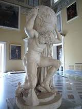 Cellini Atlas Supporting the sphere
