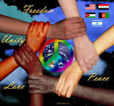 Hands together avatar for peace