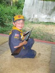 boy with bb gun