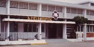 3rd Field Hospital Saigon