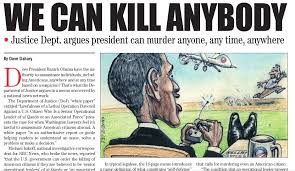 Drones President can murder anyone anywhere