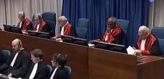 War Crimes Tribunal the Hague