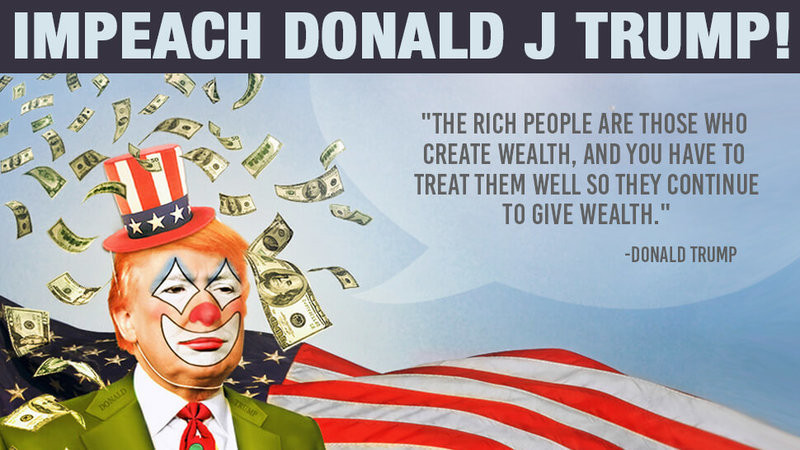 impeach-trump-with-dollars-flying-in-the-air